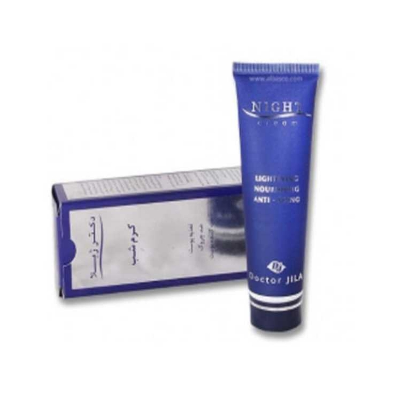Dr.Jila Night Cream All Skin Types 50g
