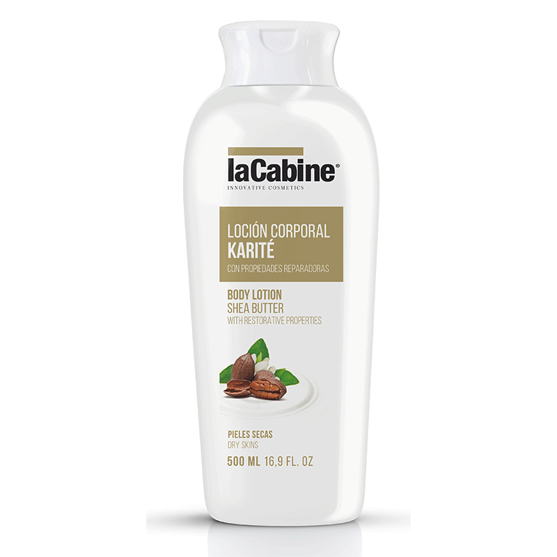 La Cabine Karite Nourishing Body Lotion 500ml