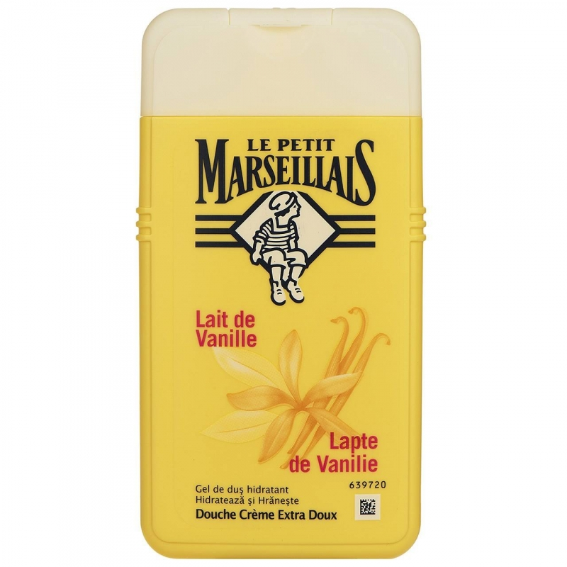 LPM Lait de Vanille Shower Gel 250ml